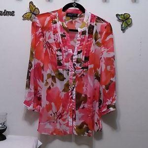 Jones New York signature ladies blouse